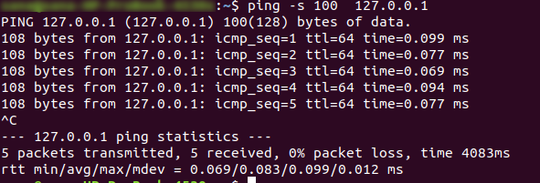 linux ping tool